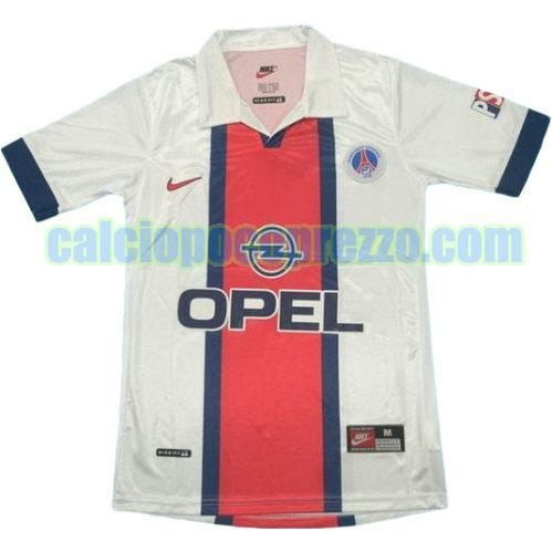 maglia psg 1998-1999 seconda