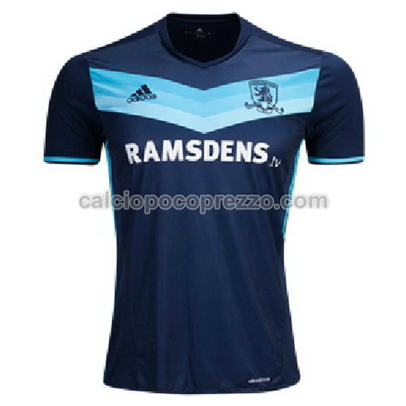 thailandia maglia middlesbrough 2016-2017 seconda divisa