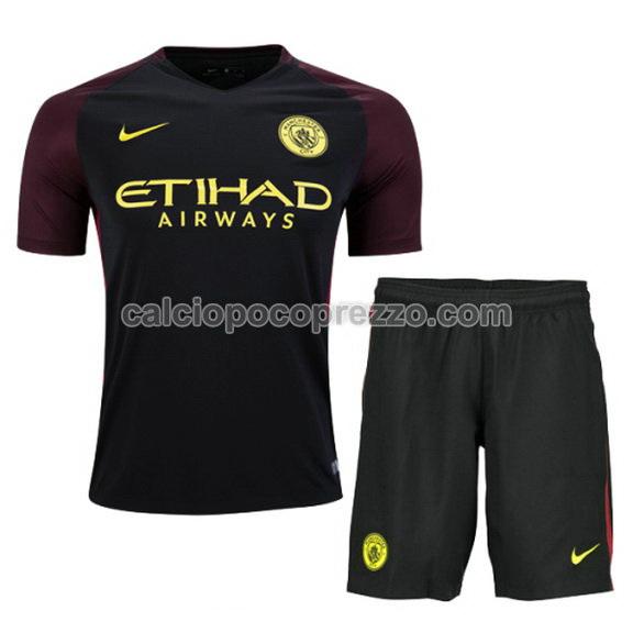 Terza Maglia Manchester City ufficiale