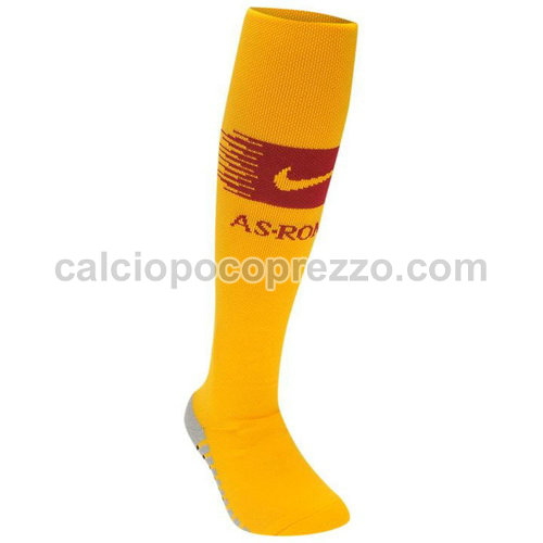 prima calzettoni calcio as roma 2018-2019
