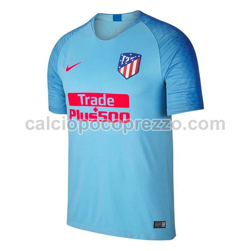 seconda divisa maglietta atletico madrid 2018-2019